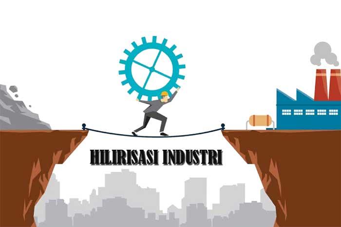 Hilirisasi Industri di Indonesia