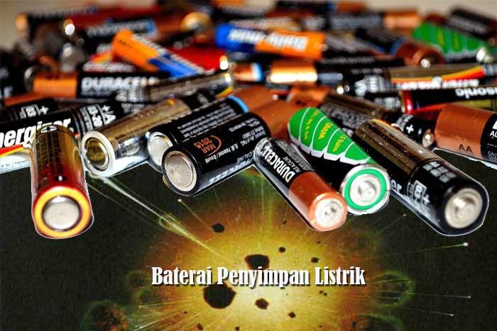 Baterai Sebagai Media Penyimpan Energi Listrik