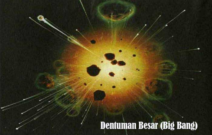 Dentuman Besar (Big Bang)