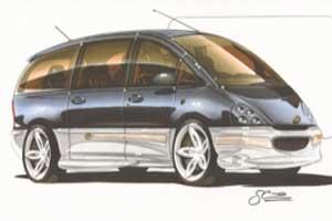 Mobil Beta 97 MPV