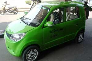 Mobil nasional Ahmadi