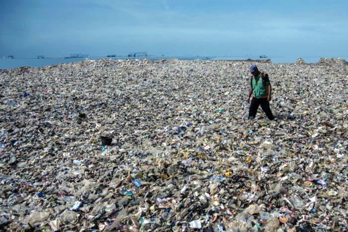 Sampah dan Karakter Manusia